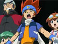 Beyblade Metal Fusion - Le film
