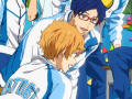 Tokubetsu Han Free! Take Your Marks